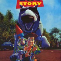 Toy Story Disney Movie Poster 24x36