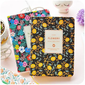 New Cute Planners 96 sheets Weekly Planner School Notebook Schedule Note Book Diary Agenda Organizer Office School Supplies Gift