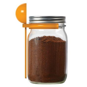 Jarware Mason Jar Coffee Spoon Lid