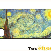 iPhone Case / iPhone Cover 4 or 4s  Starry Night by TecStyle