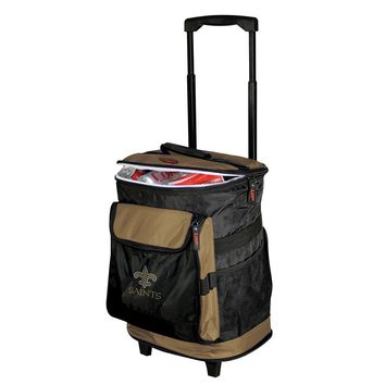 New Orleans Saints NFL Rolling Cooler