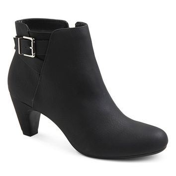 Women's Sam & Libby Marley Buckle Ankle Boots