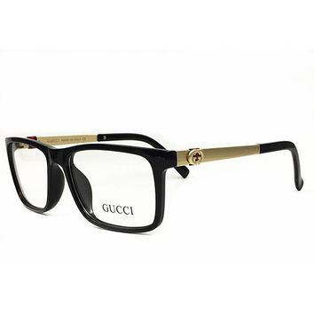 Perfect Gucci Women Edgy Optical Clear Lens Fashion Brand Designer Eyeglasses Glasses