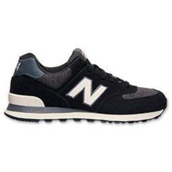 ICIKGQ8 men s new balance 574 pennant casual shoes
