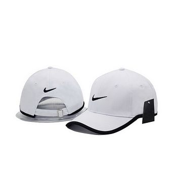 Cool NIKE GOLF NEW Adjustable Fit DRI FIT SWOOSH FRONT BASEBALL. hat ... cb6a600a94e