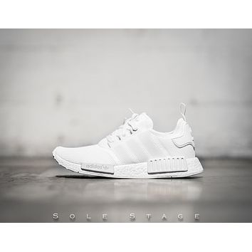 Best Deal Online Adidas NMD_R1 'All White'
