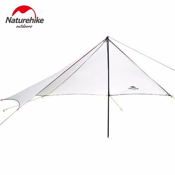 Naturehike Outdoor Event Tent Party Beach Large Camping Tents Shelter Sun Waterproof Lightweight Sunscreen Camping Garden Tent