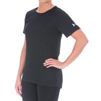 Under Armour Womens Finisher Athleisure Yoga T-Shirt