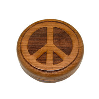 Six Chamber Magnetic Wood Pipe by PUK - Multiple Designs - Version 2.0