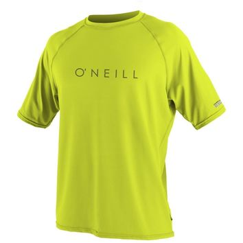 O'Neill Tech Crew - Lime Surf Shirt
