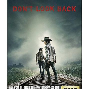 The Walking Dead Don't Look Back Poster - Spencer's