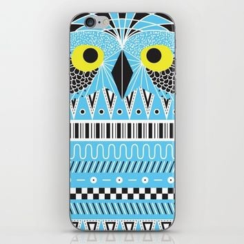 owl iPhone & iPod Skin by laP sciop
