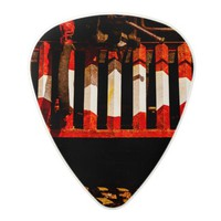 Cow Catcher Polycarbonate Guitar Pick