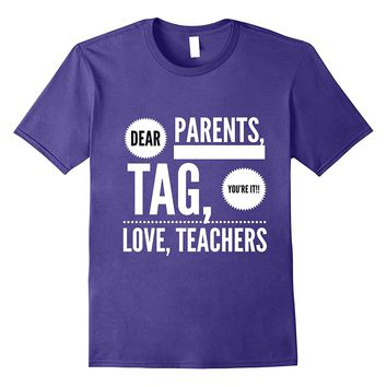 Funny Teacher Shirts End School Year Last Day Celebrate Gift