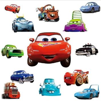 Disney Pixar Car 3 27 Cyclone McQueen Mater Jackson Storm Ramirez 1:55 die-cast metal alloy model Toy car 2 children's best gift