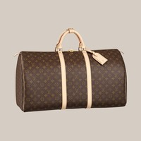 Keepall 60 - Louis Vuitton - LOUISVUITTON.COM