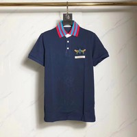 NEW 100% Authentic 2018ss Gucci Polo Shirt d026