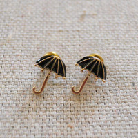 Rainy Day Earrings [3673] - $9.00 : Vintage Inspired Clothing & Affordable Dresses, deloom | Modern. Vintage. Crafted.