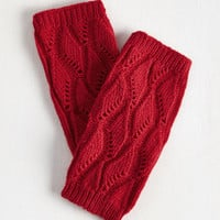 Whole Lotta Glovettes in Rouge by ModCloth