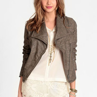 Sandler Jacket By BB Dakota - $59.00 : ThreadSence, Women's Indie & Bohemian Clothing, Dresses, & Accessories