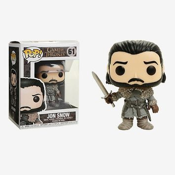 Funko Pop! Game Of Thrones Jon Snow Vinyl Figure