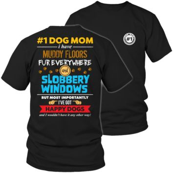 Limited Edition - #1 Dog Mom