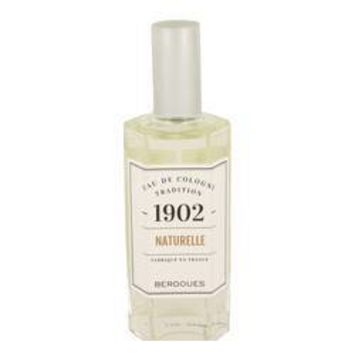1902 Natural Eau De Cologne Spray (Unisex-Tester) By Berdoues