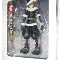 Kingdom Hearts - Santa Sora Christmas Town Ver. Play Arts Action Figure
