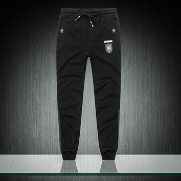 Gucci Casual Pants Trousers-8