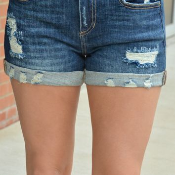 Walking On Sunshine Shorts