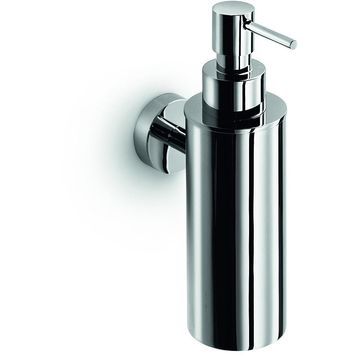 LB Baketo Wall Pump Soap Lotion Dispenser 180 ml / 6 oz Kitchen/ Bath Chrome