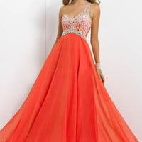 Blush 9726 at Prom Dress Shop