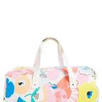 ban.do 'Mega Blooms' Canvas Duffel Bag | Nordstrom