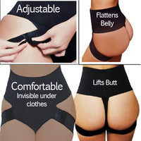 Adjustable high waist Butt Lifter