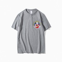 AUGUAU RIPNDIP 'Stained Glass Granny' Tee