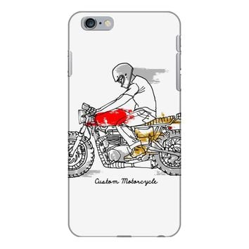 custom motorcycle iPhone 6 Plus/6s Plus Case