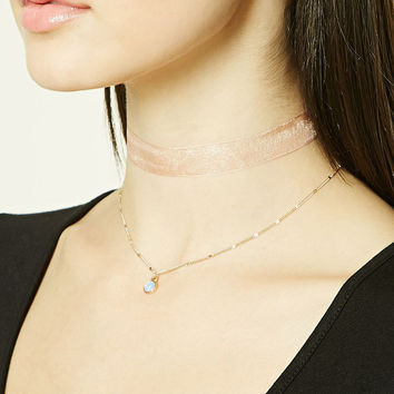 Layered Choker Set