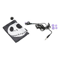 The Nightmare Before Christmas Jack Ear Buds | Hot Topic