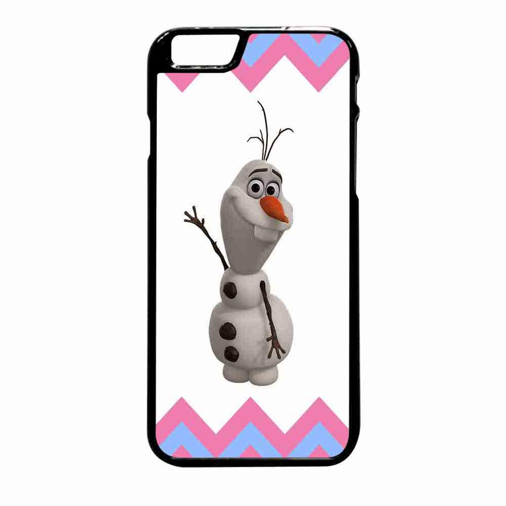 Olaf Disney Frozen Blue Pink Chevron from Gennumsemi : Things I