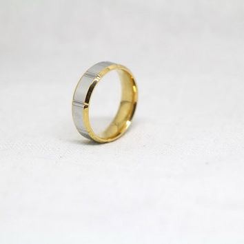 Free Engraving, yellow Ring,promise ring,couple Rings, Lovers rings