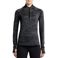 Nike Women's Element Sphere Half Zip Long Sleeve Running Shirt| DICK'S Sporting Goods