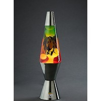 Lava Lamp - 14.5 Inch Bob Marley Face - Spencer's