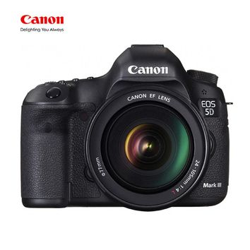Canon EOS 5D Mark III DSLR Camera with EF 24 - 105mm F4 L IS USM Lens Kit Mutil Language SLR Camera Canon Brand New