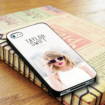 Taylor Swift Badboy Style Singer 1989 Music iPhone 4 | iPhone 4S Case