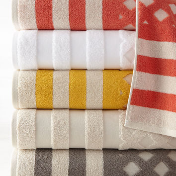 Moroccan Spice Hand Towel - Trina Turk