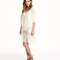 Lace Tunic - from H&M