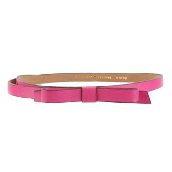 kate spade new york Bow Belt at Von Maur