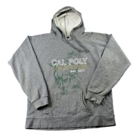Champion Cal Poly Mustangs Sweatshirt Mens Size Medium