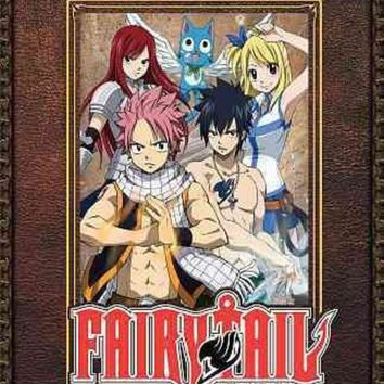 VONW9Z FAIRY TAIL-COLLECTION TWO (BLU-RAY/DVD COMBO/4 DISC)