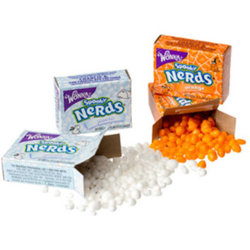 Wonka Spooky Nerds Candy Packs: 50-Piece Bag